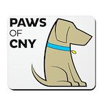 PAWS of CNY Mousepad