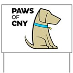 PAWS of CNY Yard Sign