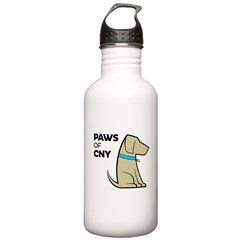 PAWS of CNY Water Bottle