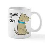 PAWS of CNY Mug