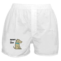 PAWS of CNY Boxer Shorts