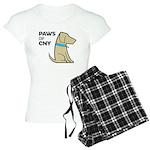 PAWS of CNY Women's Light Pajamas