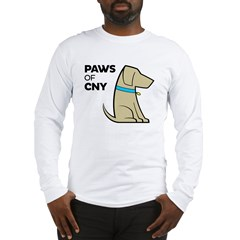 PAWS of CNY Long Sleeve T-Shirt