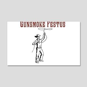 Gunsmoke Festus Wall Decal