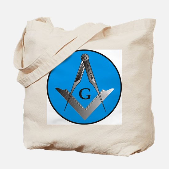 Masonic Design on a tote bag Tote Bag