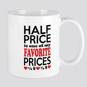 Funny Bargain Hunter Mega Shopper Mugs