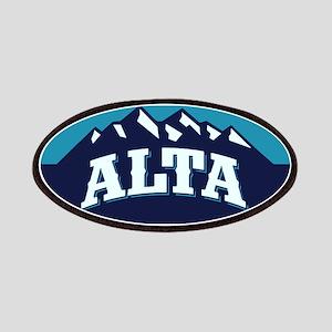 Alta Ice Patches