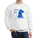 PAWS of CNY, Inc. (Blue) Sweatshirt