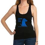 PAWS of CNY, Inc. (Blue) Racerback Tank Top