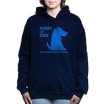 PAWS of CNY, Inc. (Blue) Hooded Sweatshirt