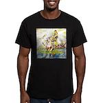 Everything Western Men's Fitted T-Shirt (dark)
