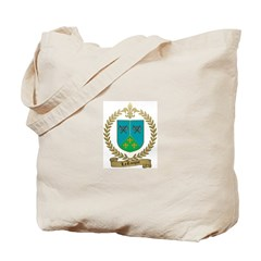 LAROCQUE Family Crest Tote Bag