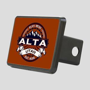 Alta Vibrant Rectangular Hitch Cover