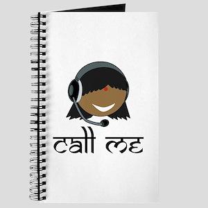 Call Me Journal
