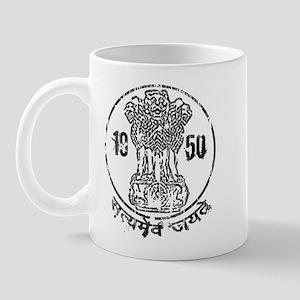 Ashoka Pillar 1950 Mug