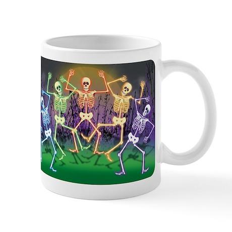Dancing Bones Mugs