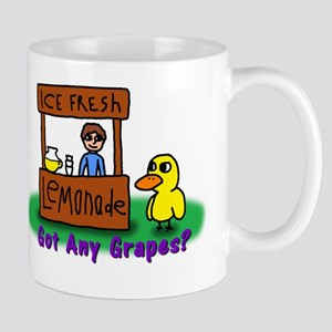 The Duck Song Mugs Cafepress
