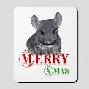 Chin Merry XMas Mousepad