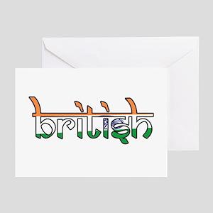 British Greeting Cards (Pk of 10)