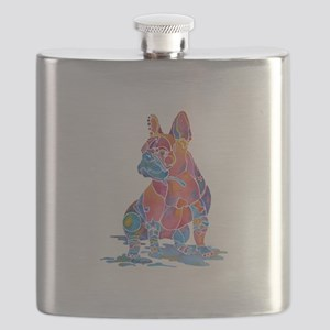 Best French Bulldog Gifts Flask