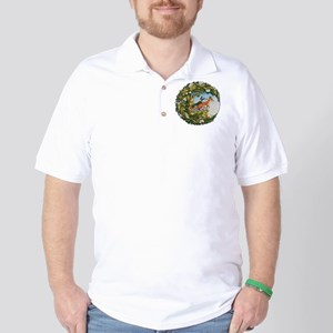 The Animals Of Farthing Wood Golf Shirt