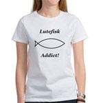 Lutefisk Addict Women's T-Shirt