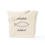 Lutefisk Addict Tote Bag