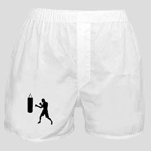 Boxing punching bag Boxer Shorts