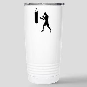 Boxing punching bag Stainless Steel Travel Mug