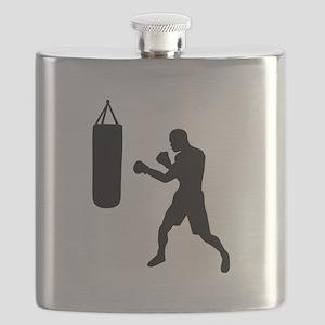 Boxing punching bag Flask