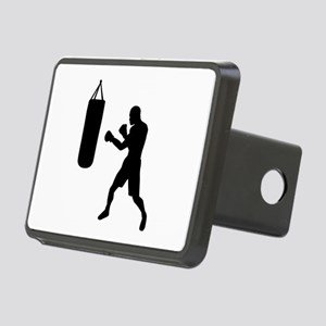 Boxing punching bag Rectangular Hitch Cover