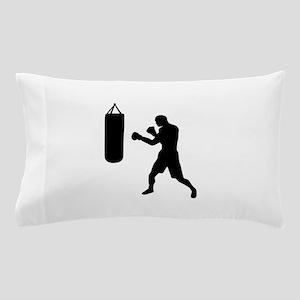 Boxing punching bag Pillow Case