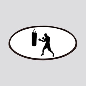 Boxing punching bag Patches