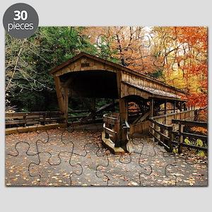 Lantermans Mill Bridge Puzzle