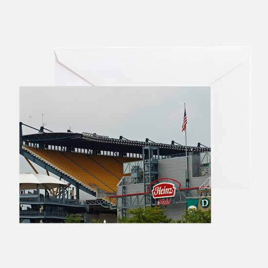 Hienz Field Greeting Card