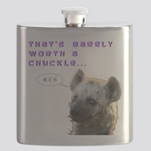 Barely Worth A Chuckle... Flask