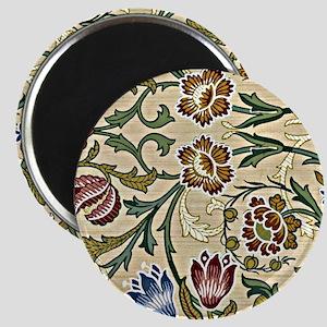 William Morris, Brocade, vintage floral des Magnet