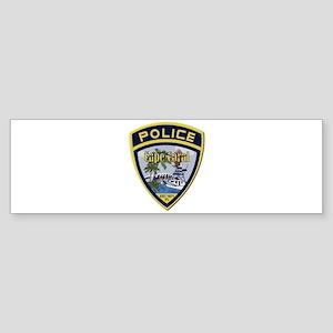 Cape Coral Police Bumper Sticker