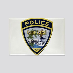 Cape Coral Police Magnets