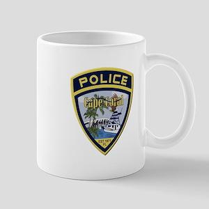 Cape Coral Police Mugs