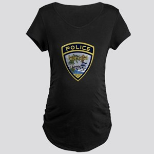 Cape Coral Police Maternity T-Shirt