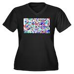 Vortex Plus Size T-Shirt