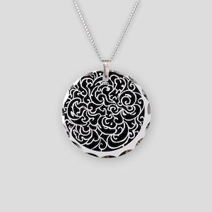 Mon Necklace Circle Charm