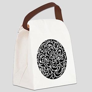 Mon Canvas Lunch Bag