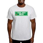 40 MPG Gear Light T-Shirt