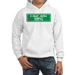 40 MPG Gear Hooded Sweatshirt
