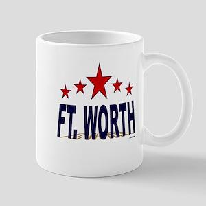 Ft. Worth Mug