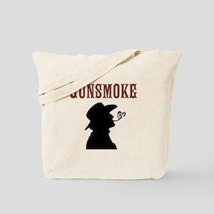 Gunsmoke Tote Bag
