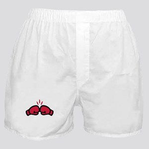 Boxing gloves punch Boxer Shorts