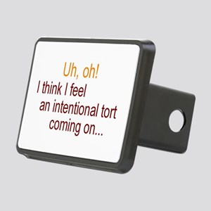 Intentional Tort Hitch Cover